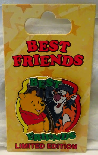 fe3ee7d87b37 Disney Best Friends Winnie The Pooh   Tigger Limited Edition 3000  2 ...