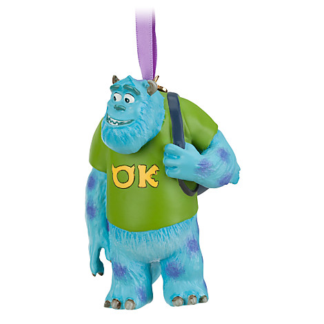 Monsters University Sully Ornament