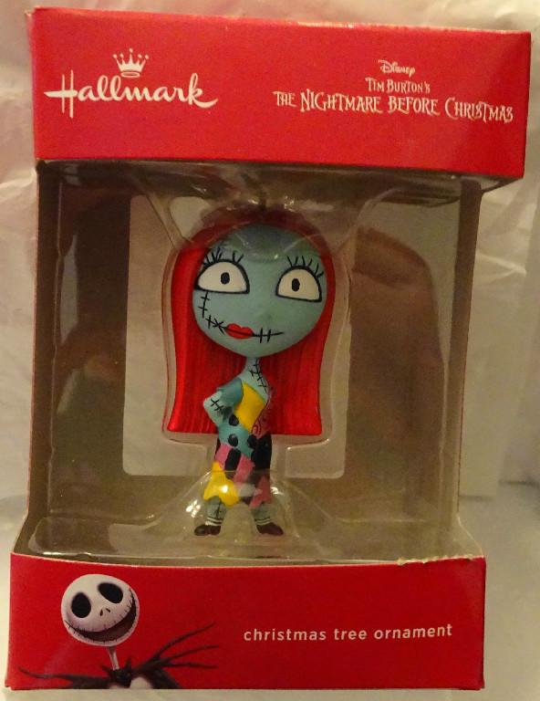 Hallmark Nightmare Before Christmas Ornaments.Disney Sally The Nightmare Before Christmas Hallmark Christmas Ornament New In Box