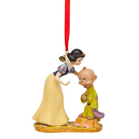 Snow White Dopey Ornament