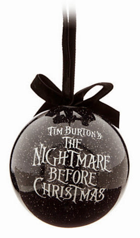 d5979dbdad77b Disney Tim Burton s The Nightmare Before Christmas Découpage Christmas  Ornament Set ...