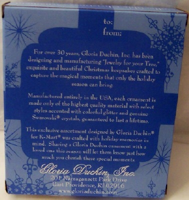 My Sister My Friend, Featuring Swarovski Elements, Gloria Duchin Pewter  Collectible Christmas Ornament New In Box