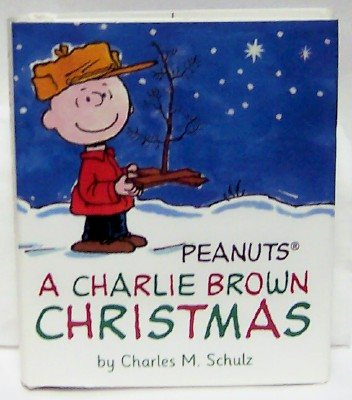 A Charlie Brown Christmas Book.Peanuts A Charlie Brown Christmas By Charles M Schulz Running Press Mini Book New