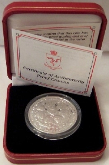 Henry VIII Silver Coin And His Six Wives New In Box Open