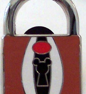 Disney WDW Dale Lock Mystery PWP Limited Release Pin New