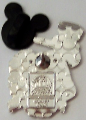 Disney WDW Goofy KUMI 10th Anniversary Trading Mystery Pin New Back