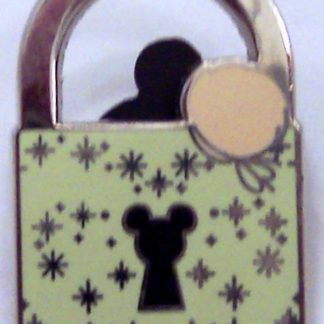 Disney Tinker Bell Character Lock Mystery Limited Release Pin