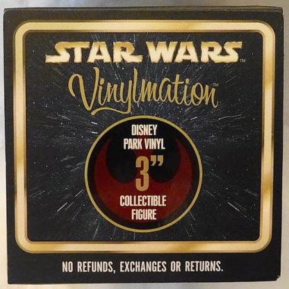 Disney Yoda Stitch Vinylmation Star Wars Figure New In Box Top