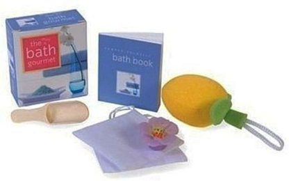 The Mini Bath Gourmet Kit New Open Stock Photo