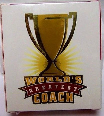 Greatest Coach Mini Book Kit New Front