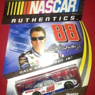 Dale Earnhardt Jr. 2012 Diecast National Guard Car New