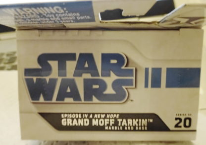 Grand Moff Tarkin Marbs Star Wars A New Hope Series 2 #20 New In Box Top