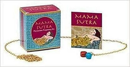 Mama Sutra Passionate Pregnancy Mega Mini Kit New Open Stock Photo