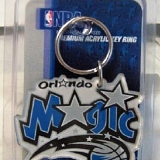 Orlando Magic Key Ring NBA Official New Front