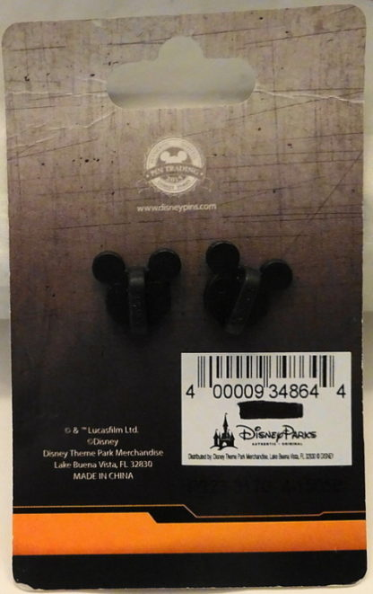 The Empire Strikes 2015 Pin Star Wars Weekends New On Card Back