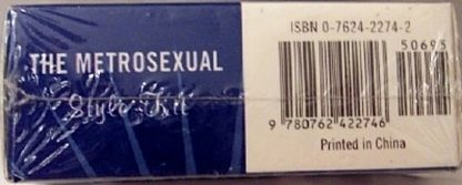 The Metrosexual Style Mini Book Kit New Side 1