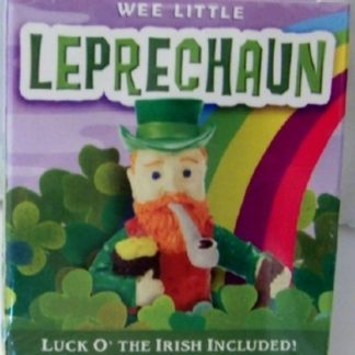 Wee Little Leprechaun Mini Book Kit New Front