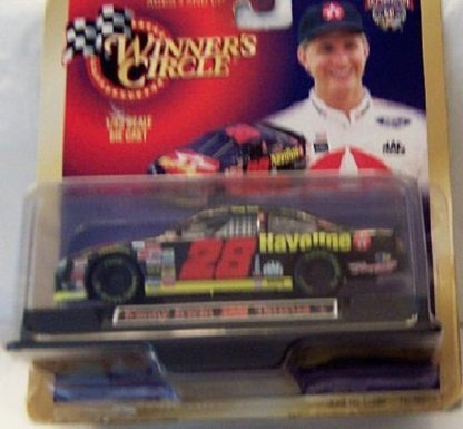 Kenny Irwin 1998 Diecast Winner's Circle #28 Havoline Taurus Die Cast Car Front