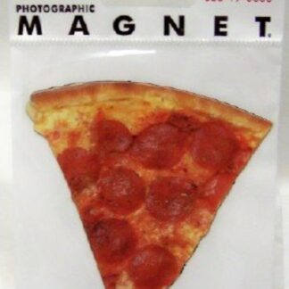 Pepperoni Pizza Slice Magnet New In Pack Front