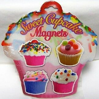 Sweet Cupcake #4 Magnets New In Pack Front