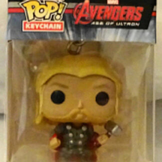 Thor Funko Pocket Pop! Bobble Hero Keychain New In Box Front