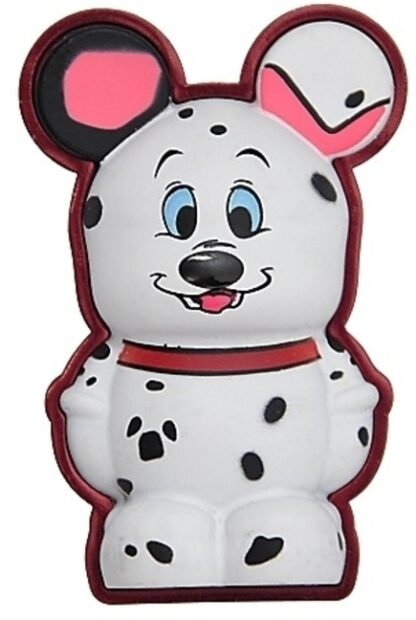 101 Dalmatians Vinylmation Pin Disney 3-D New Stock Photo