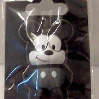 Disney 3-D Vinylmation Pin -- Plane Crazy Mickey Mouse New On Card