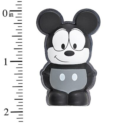 Disney 3-D Vinylmation Pin -- Plane Crazy Mickey Mouse Stock Photo With Tape Measure
