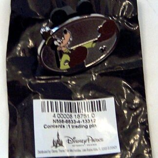 Disney Goofy Boxing Sports Hidden Mickey Completer PWP Pin New With Bag