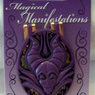 Disney WDW Magical Manifestations Maleficent Dragon Limited Edition Pin New On Card