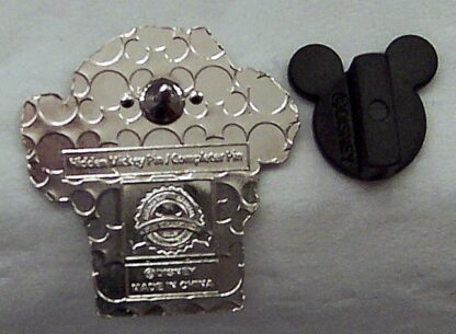 Disney Mickey Mouse Popcorn Hidden Mickey Completer PWP 2013 Pin New Back