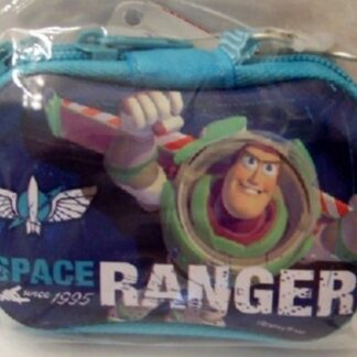 Disney Pixar Toy Story 3 Buzz Lightyear Space Ranger Zippered Case New Front