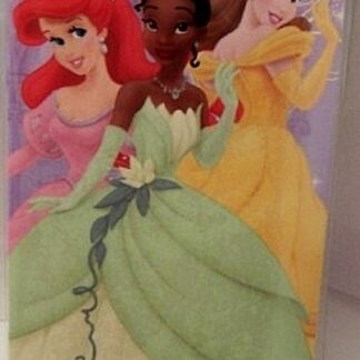 Disney Princess Tiana 2012 2013 Monthly Planner New Front
