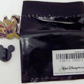 Disney WDW Pluto DIX 10th Anniversay Pin Trading Mystery Pin New With Bag