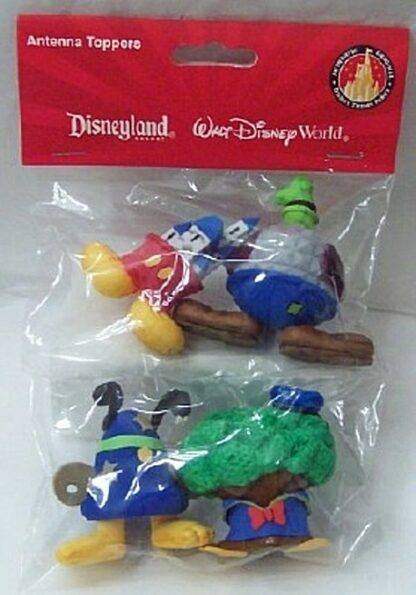 WDW Four Parks Antenna Toppers Front