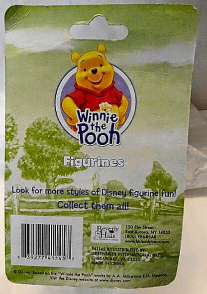 Disney Winnie the Pooh Eeyore 2 Inch Figurine New In Pack Back