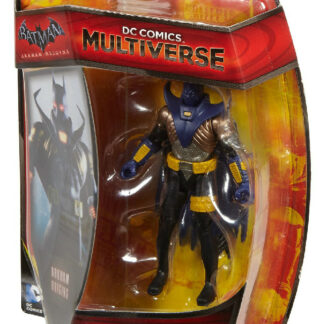 Knightfall Batman Arkham Origins DC Comics Figure New In Pack Front