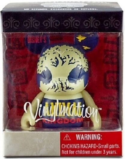 Disney Vinylmation Celebrating 40 Years Of Magic Animal Kingdom Figure New In Box Front