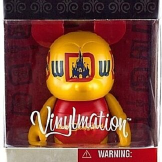 Disney Vinylmation Celebrating 40 Years Of Magic WDW Figure New In Box Front