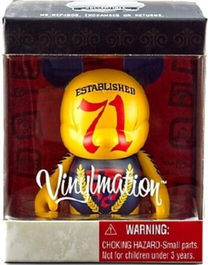 Disney Vinylmation Celebrating 40 Years Of Magic 1971 New In Box Front