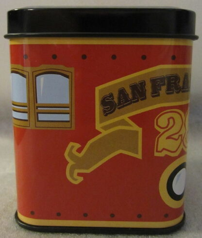 Disney Vinylmation San Francisco Red Trolley 3'' Figure New 2