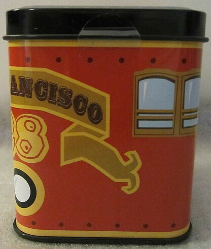 Disney Vinylmation San Francisco Red Trolley 3'' Figure New 3