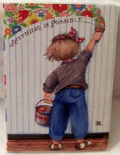 Mary Engelbreit Anything Is Possible Journal New Front