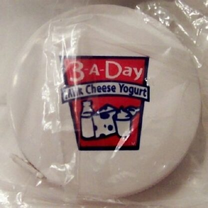 National Dairy Council 3 A Day Retractable Tape Measure New Front