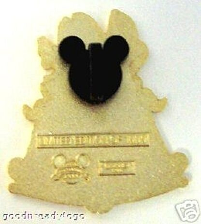 WDW World Of Disney 10th Anniversary Pirate Stitch LE 1000 Pin New Off Card Back
