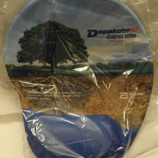 DepakoteER Medical Logo Mousepad New Front 1
