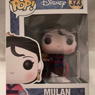 Disney POP! Funko Mulan #323 New Front