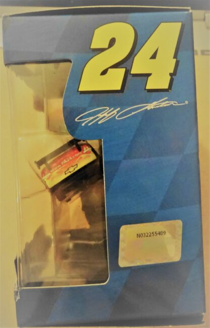 Jeff Gordon Nascar #24 American Greetings Ornament New Side 1