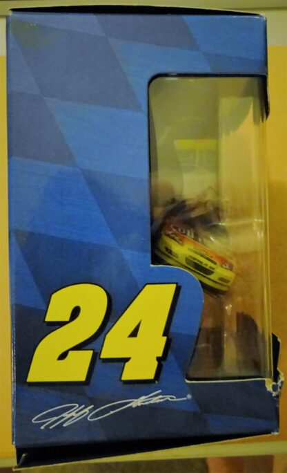 Jeff Gordon Nascar #24 American Greetings Ornament New Side 2