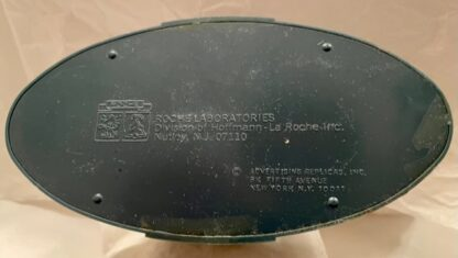 Roche Librium Limbic Vintage Model Used Bottom